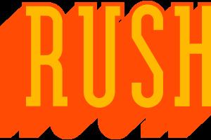 logo rush festival