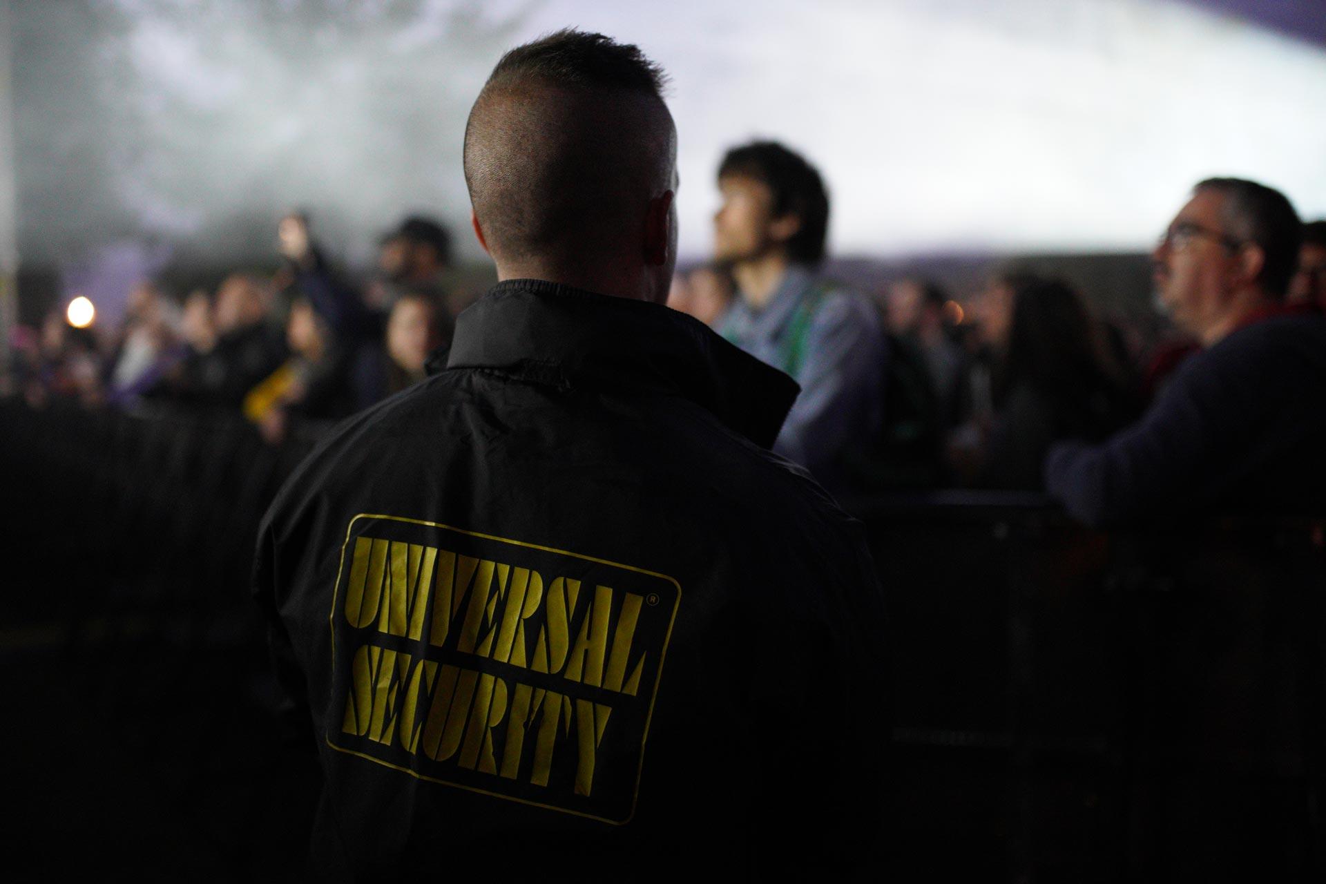 formation mac aps agent de sécurité universal security