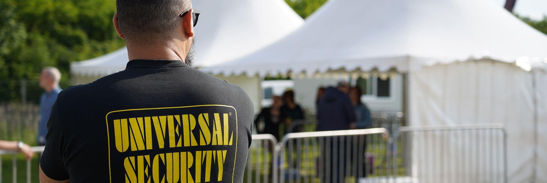 universal-security-surveillance-evenement-festival rouen