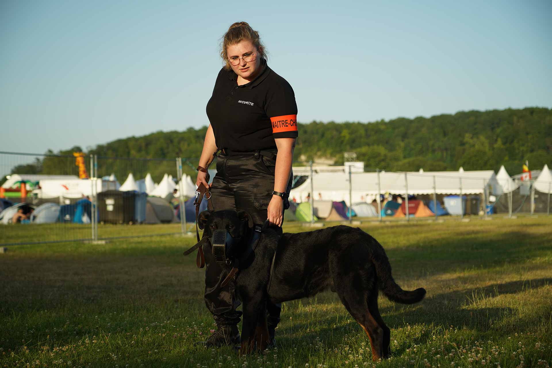 agent-cynophile-surveillance-festival-normandie