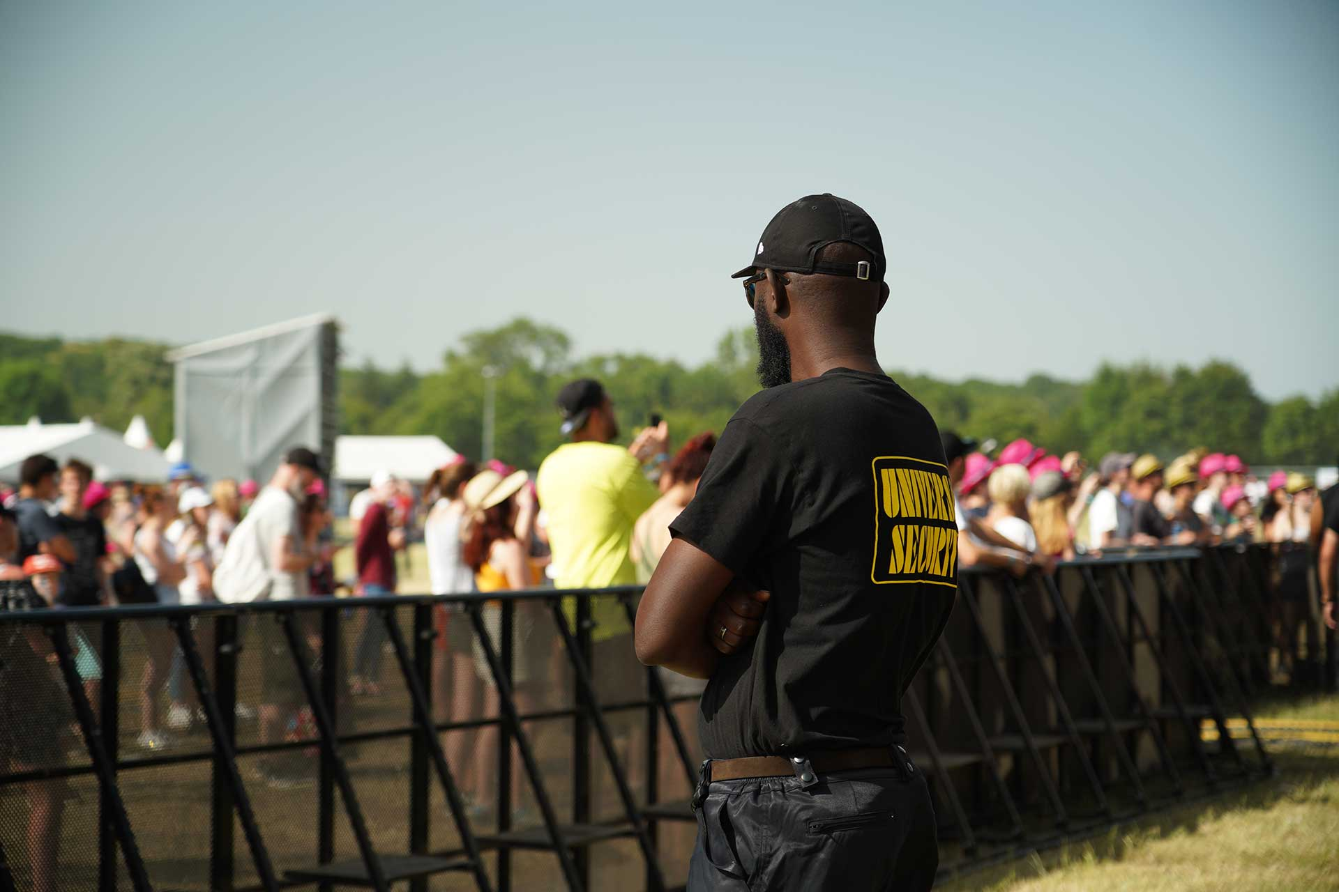 agent-ordre-festival-concert-normandie