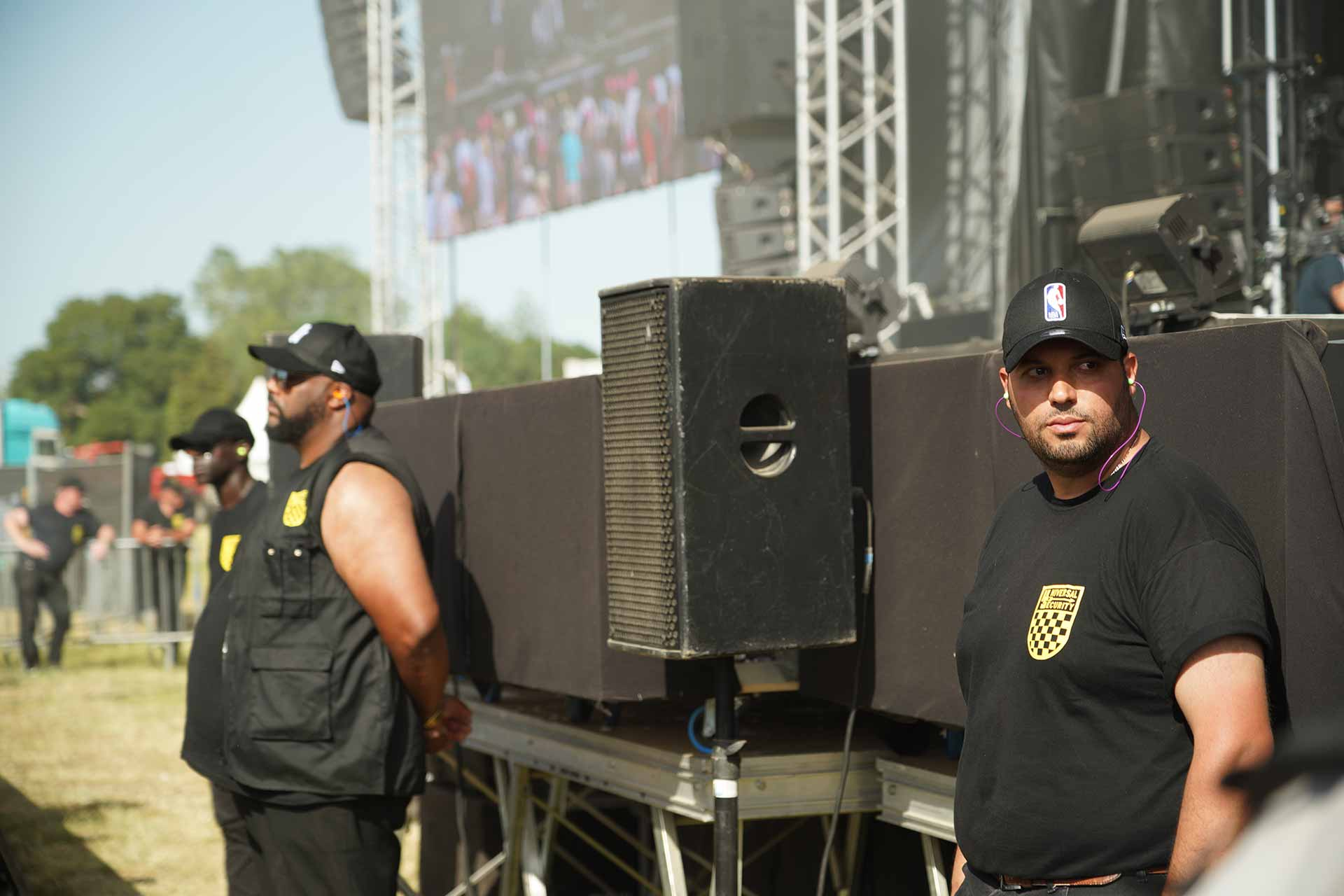 securite-universal-service-ordre-festival-normandie