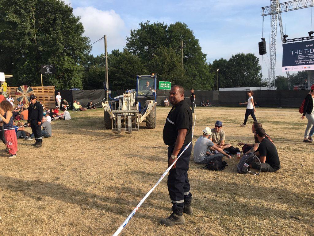 SSIAP festival evreux sécurité événementiel
